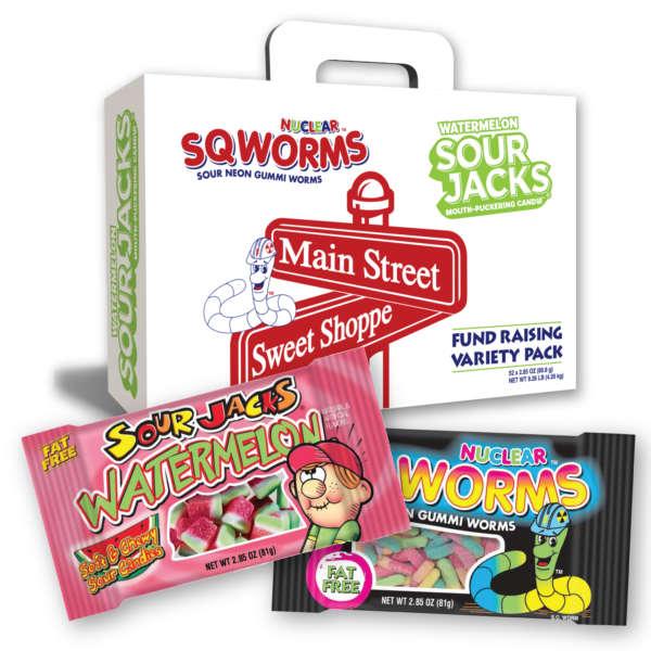 main street sweet shoppe fundraising