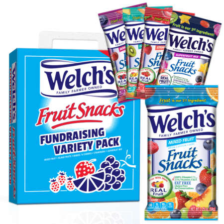 fruit snacks fundraising