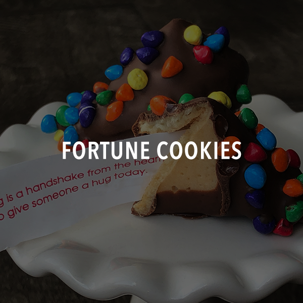 Chocolated Covered Fortune Cookie Fundraising Programs