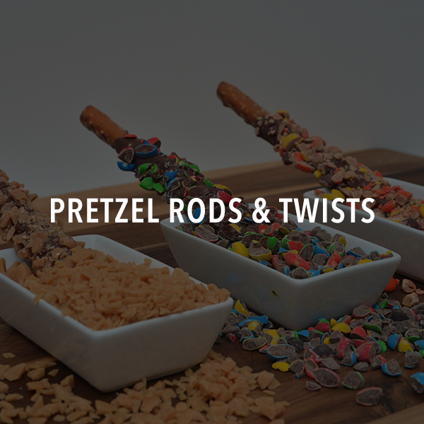 Pretzel Rods & Twists Fundraising Programs