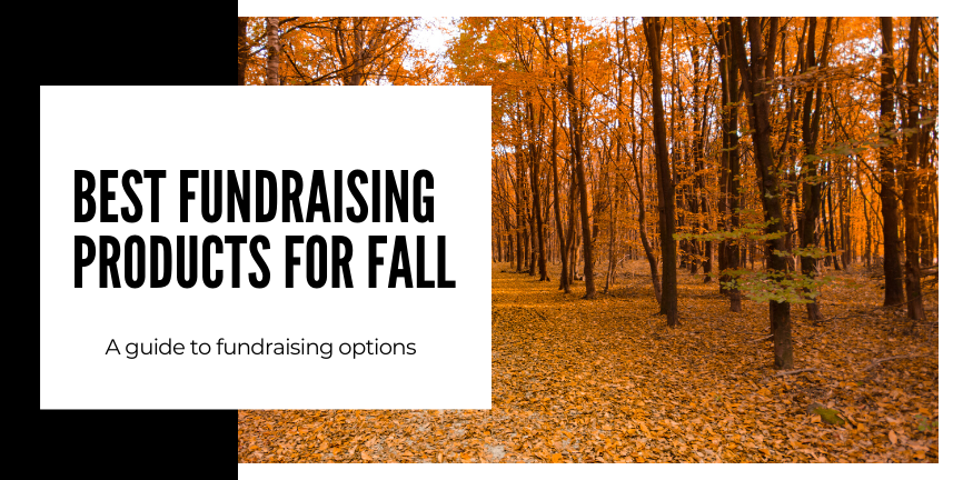 Best Fundraising Products for Fall
