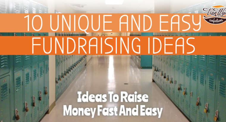 10 Unique and Easy Fundraising Ideas Blog